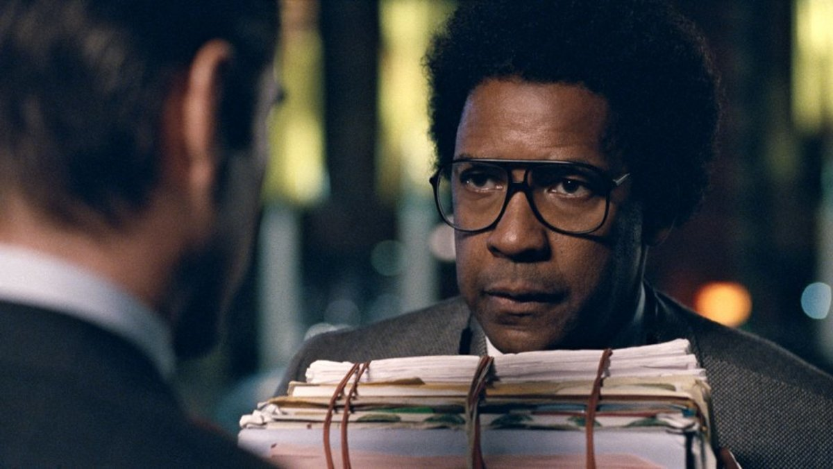 Roman J. Israel, Esq. Review