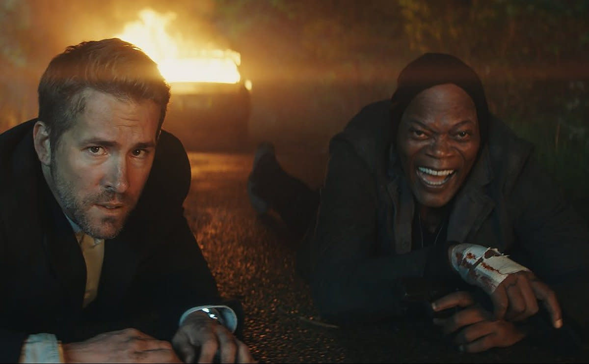 The Hitman's Bodyguard Review: A Film With Little Substance but Is Still a Fun Time