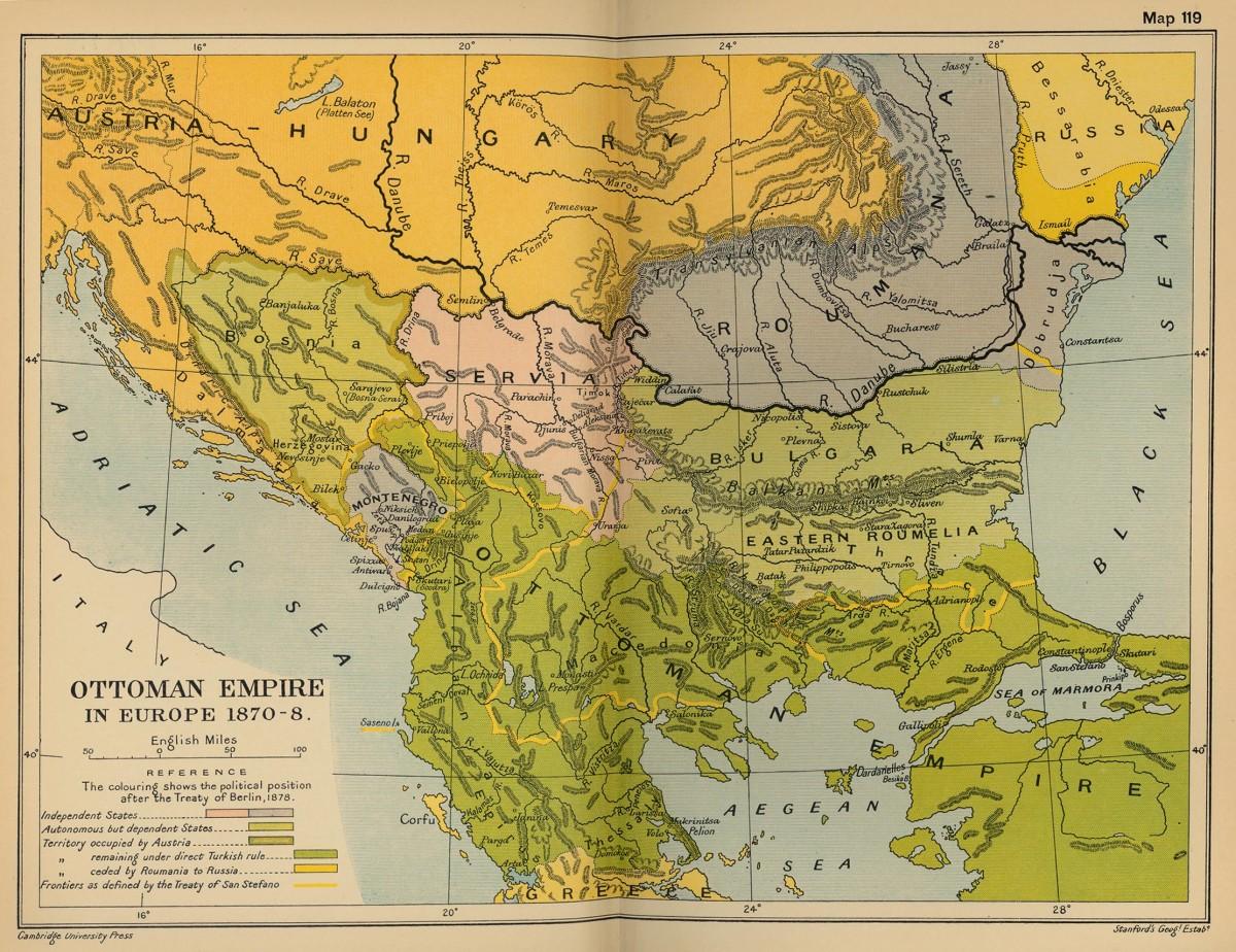 Ottoman Era Balkans