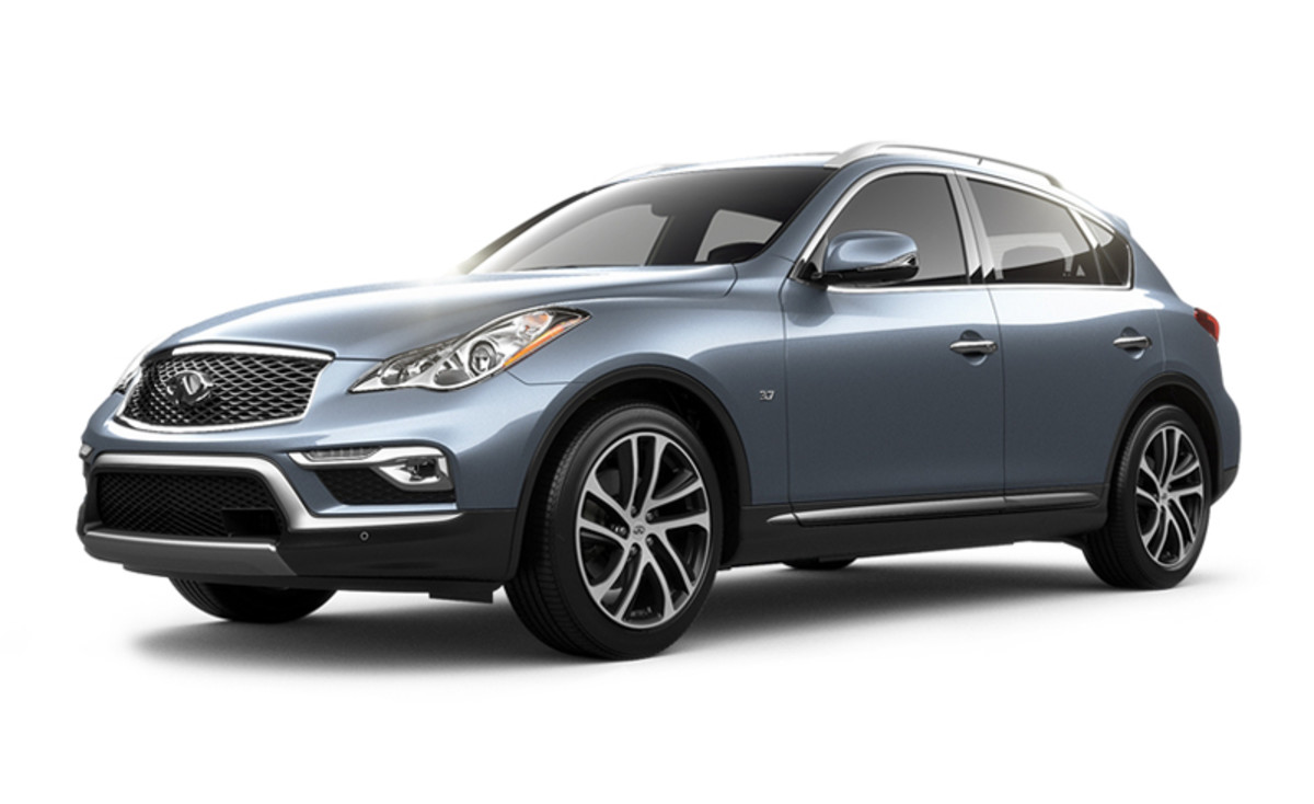 The Lockup: Why the Infiniti QX50 Gets Bullied in Its Class
