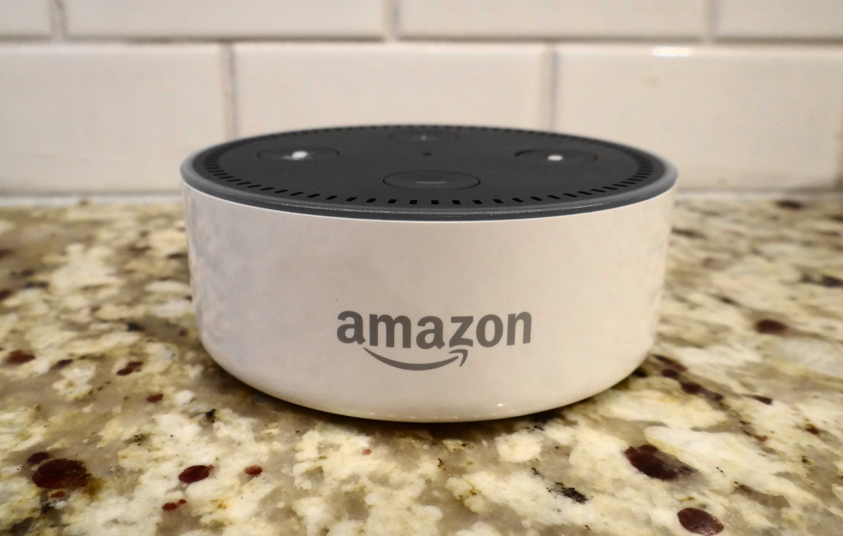 How to Connect the Echo Dot to External Speakers | Spinditty