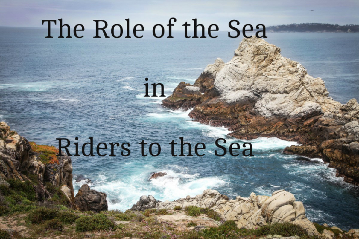 symbolism in j m synge s riders to the sea Riders to the sea is a play written by irish literary renaissance playwright john  millington synge  the pervading theme of this work is the subtle paganism  synge observed in the people of rural ireland following his dismissal of  christianity,.