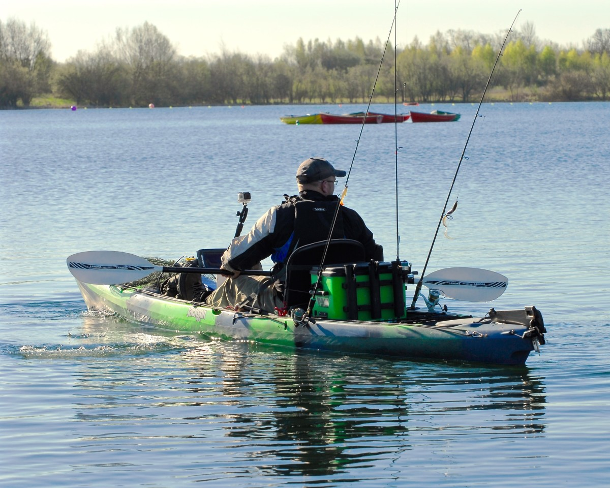 With growing demand from kayak fishermen, fish finder manufacturers have developed new models which incorporate many features previously only available to big boat anglers.