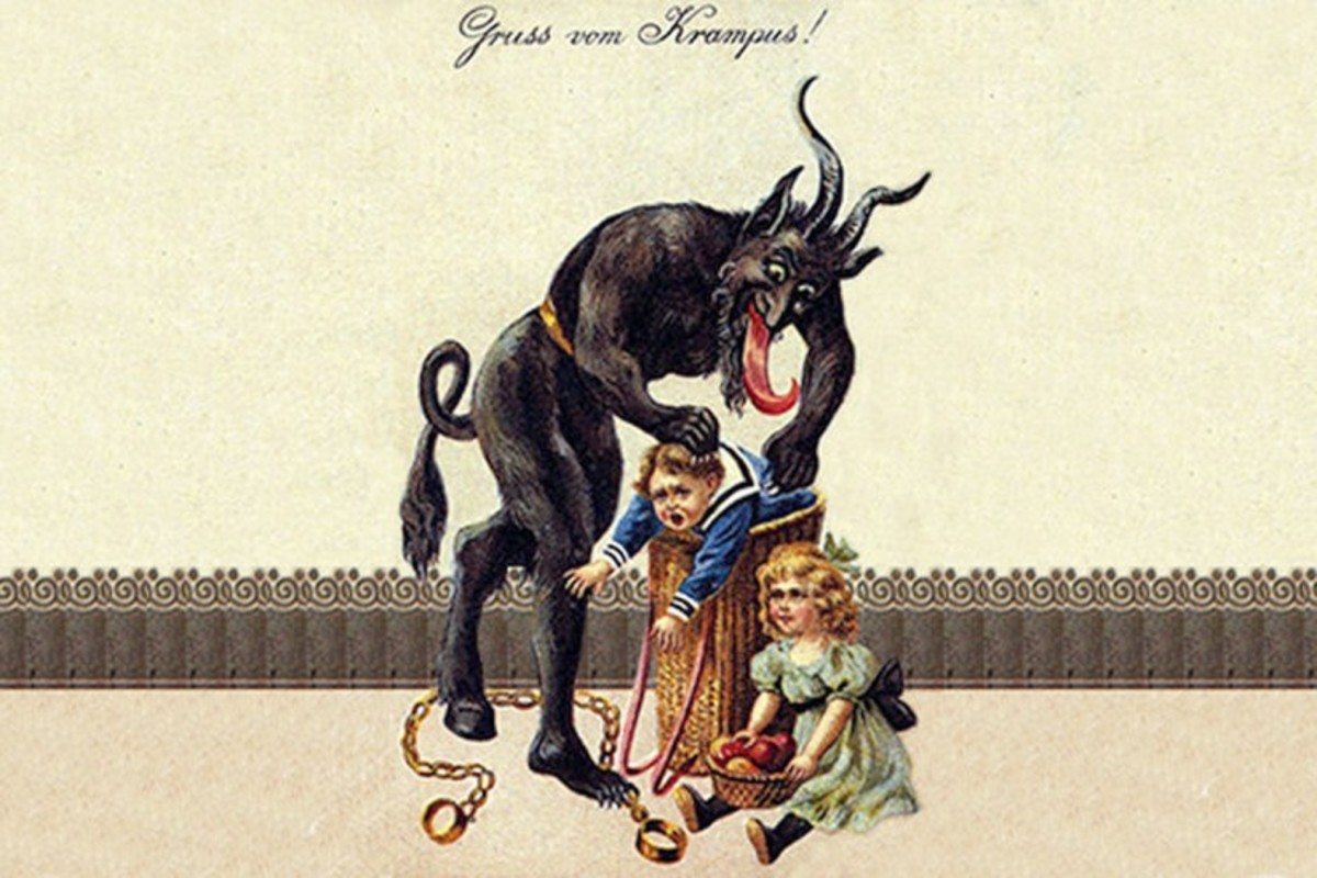 A Brief History of Krampus in America