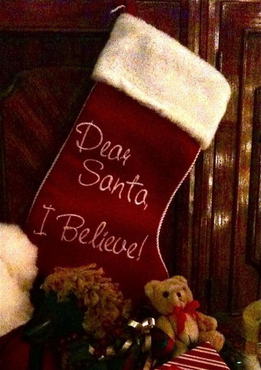 Dear Santa: Bring Me a Twinkle Star - Part 4 - Conclusion