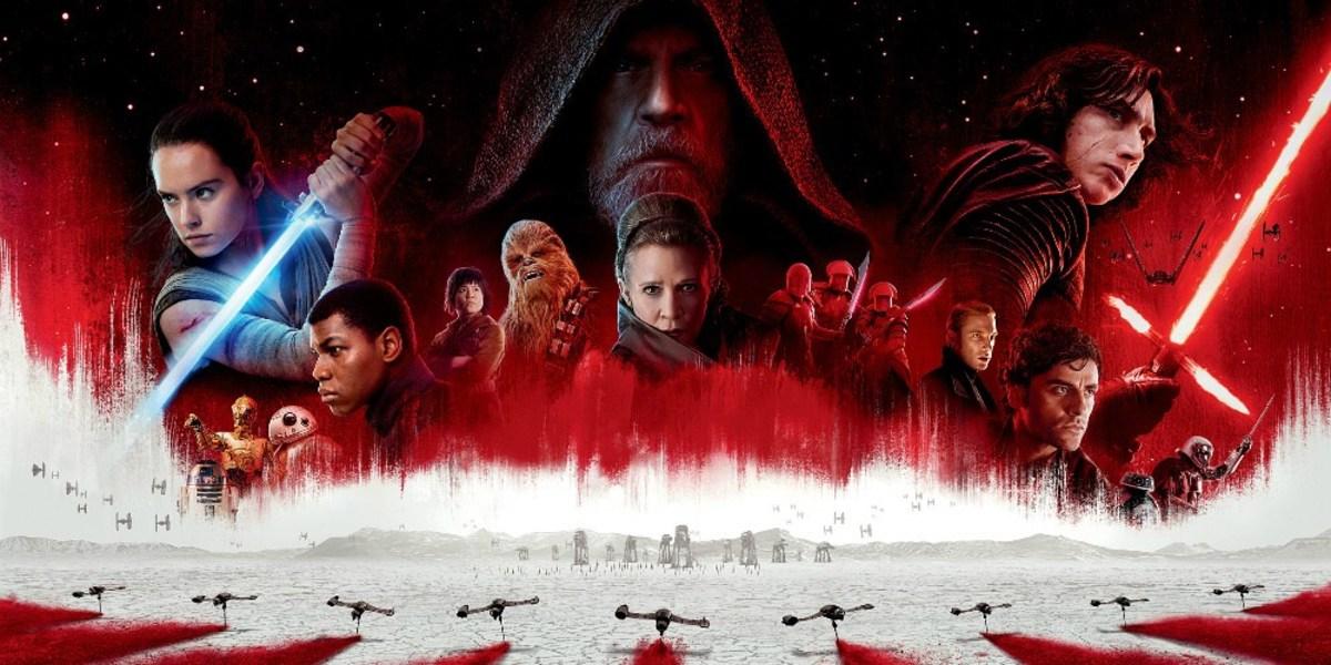 The Last Jedi artwork