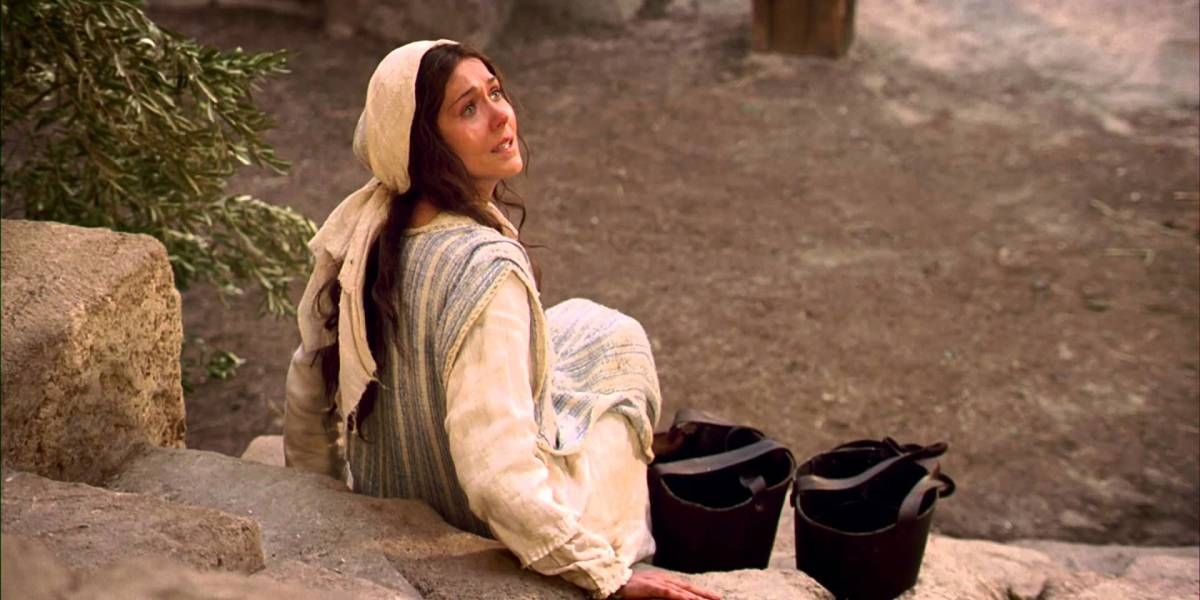 The Christmas Story Retold - Miriam and Yosef