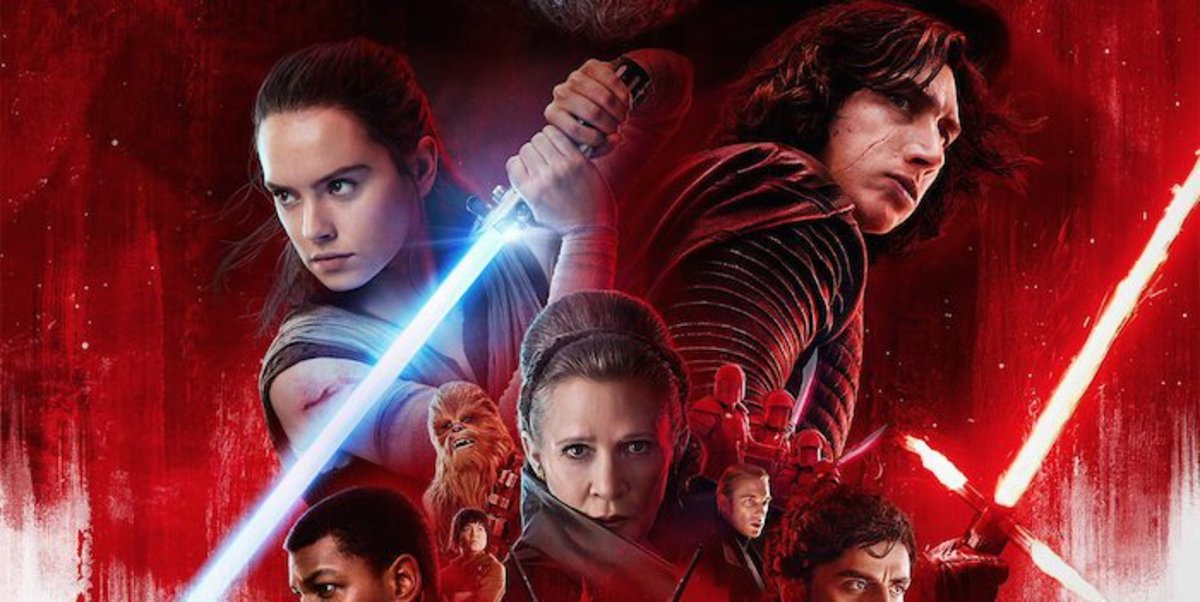 Star Wars: The Last Jedi - Review and Commentary