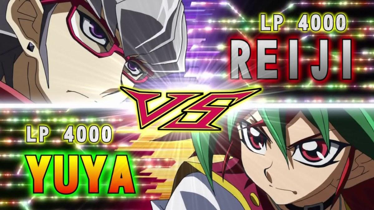 Reiji vs. Yuya