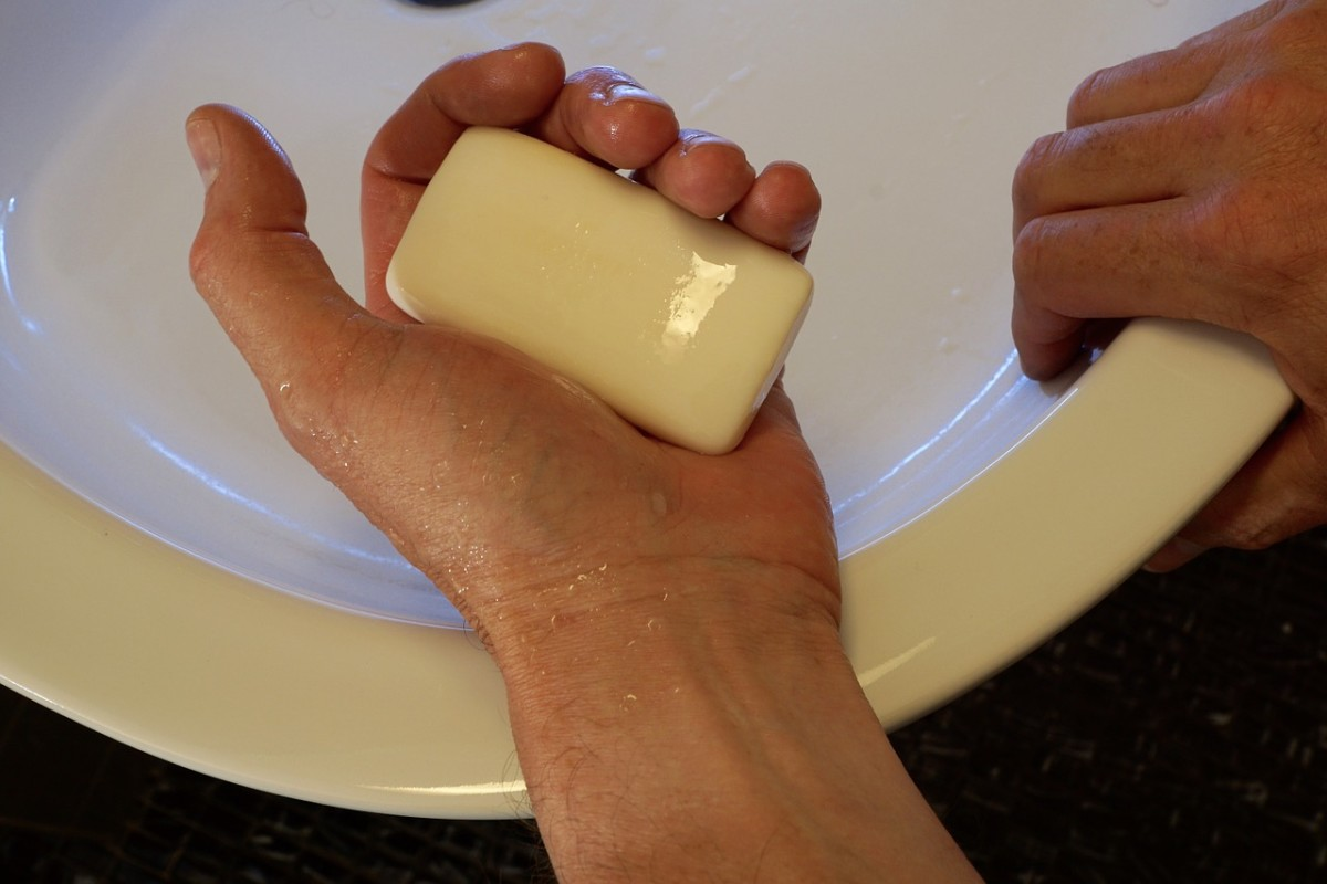 If you have an active cold sore, wash your hands frequently AND THOROUGHLY with soap, throughout the day