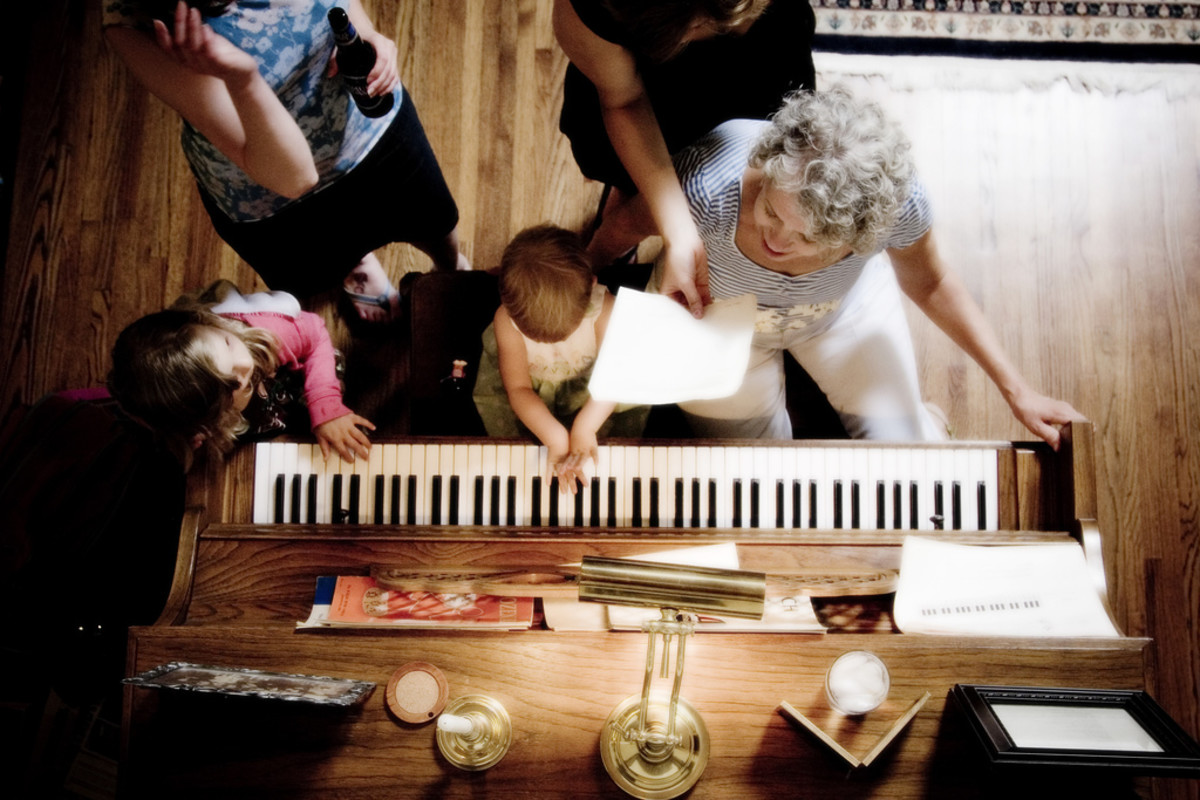 When will you get back to doing the things that you love (like playing piano)?