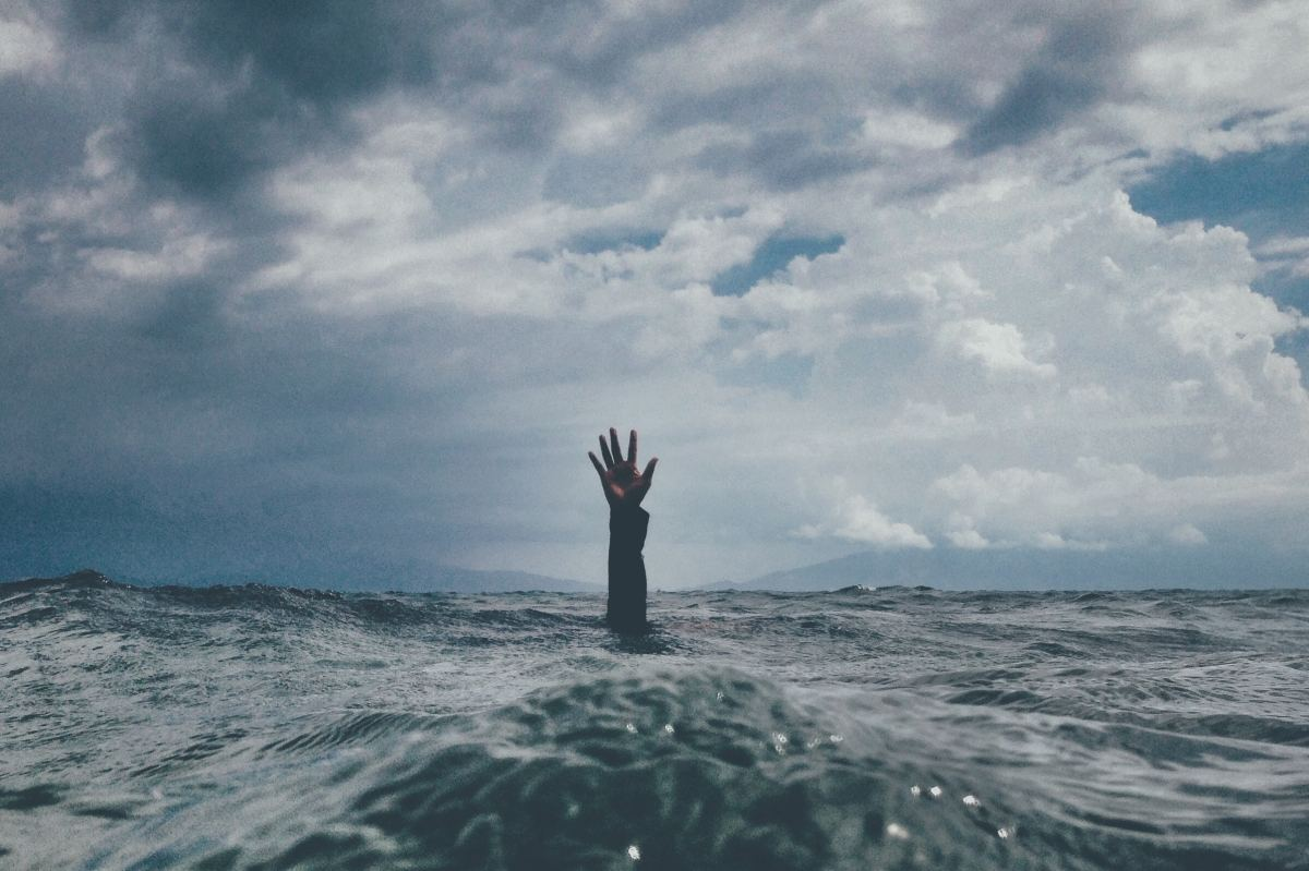 Being stressed can make you feel like you're drowning, but so can the financial pressures of stress leave.