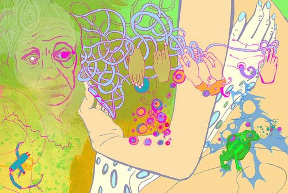 Illustration by Nicole Linde
