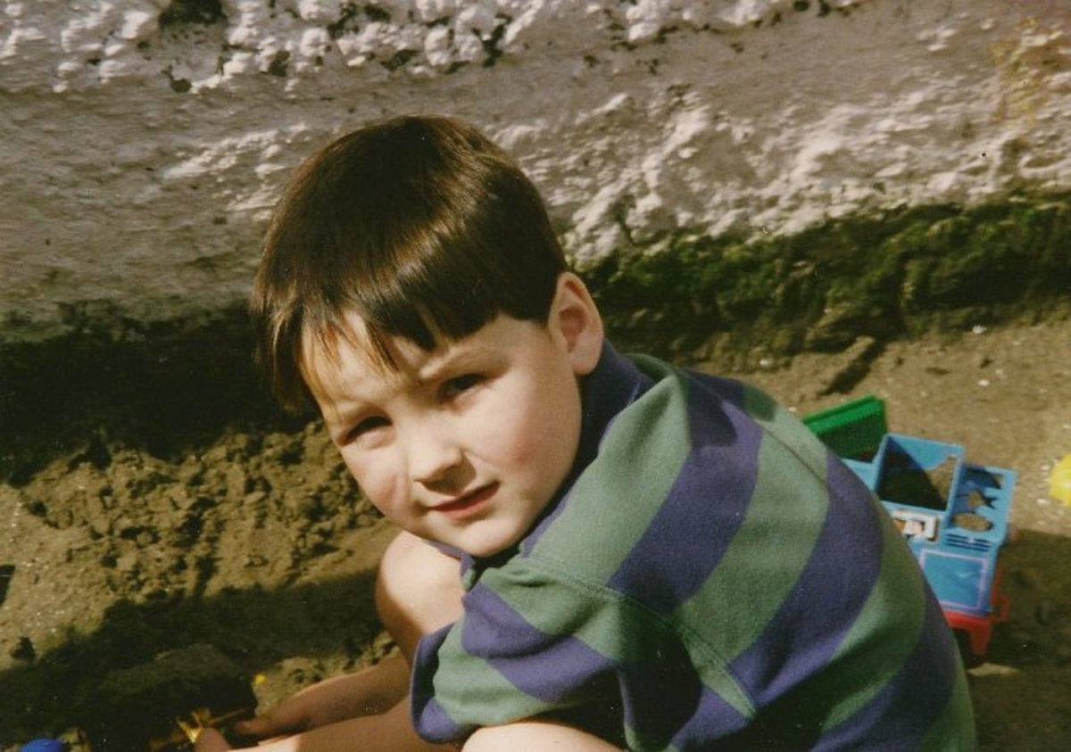 PJ was diagnosed with Asperger's Syndrome at 7 years old