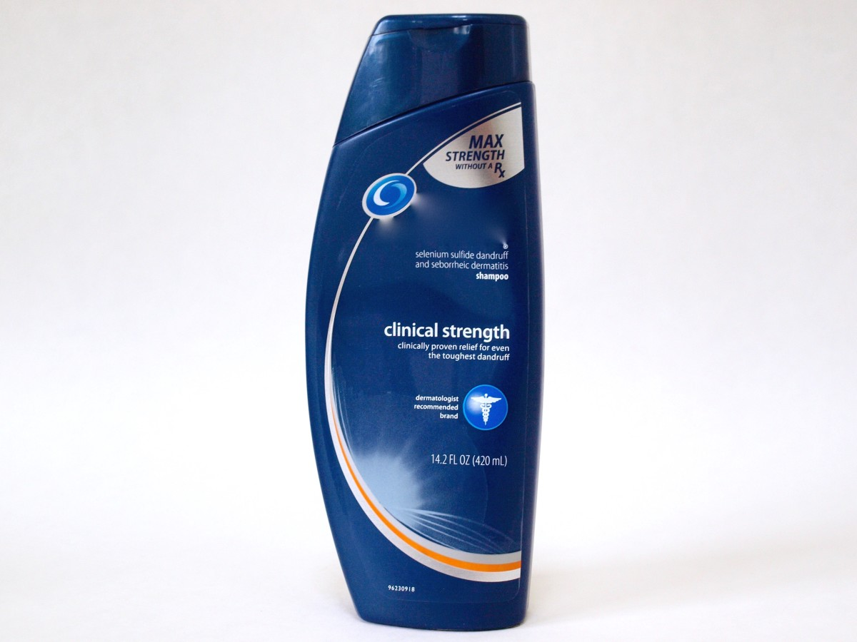 Dandruff shampoo may have anti-fungal properties that can help with ringworm.