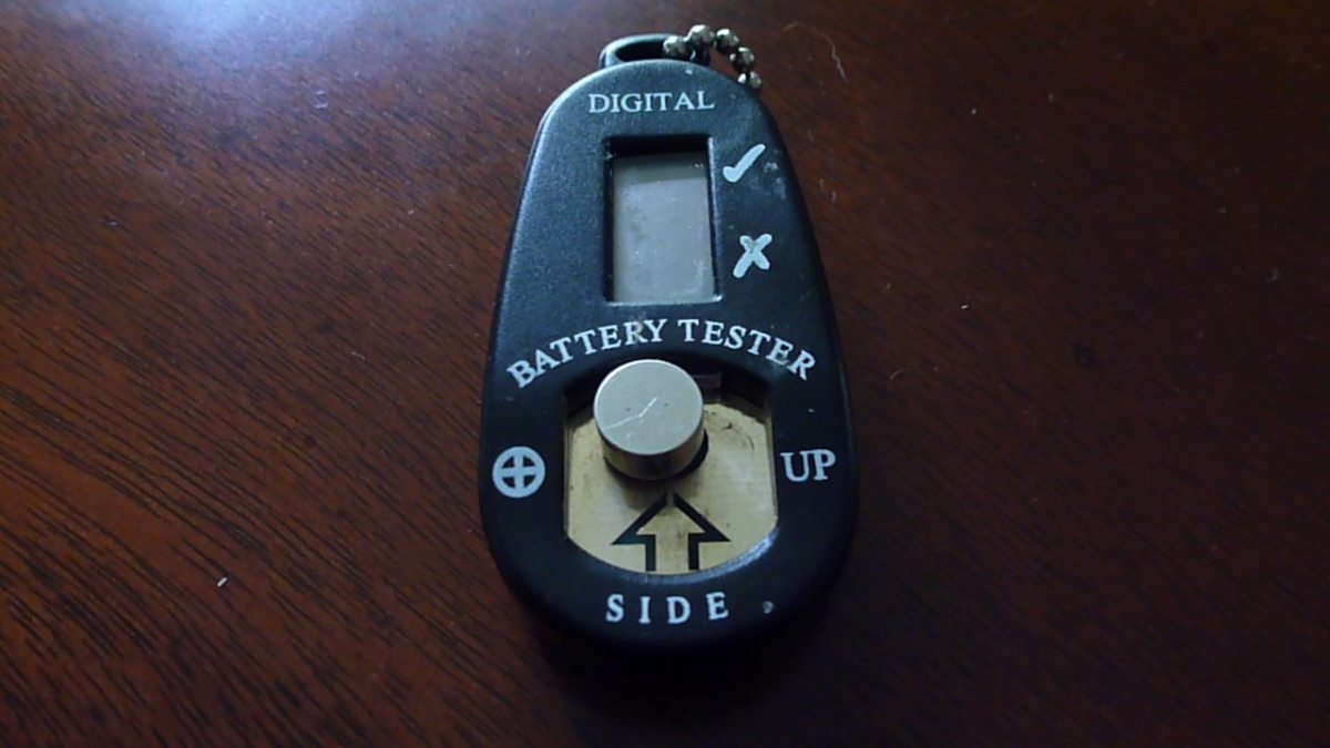 A battery tester is one component of every parent's hearing aid maintenance kit.