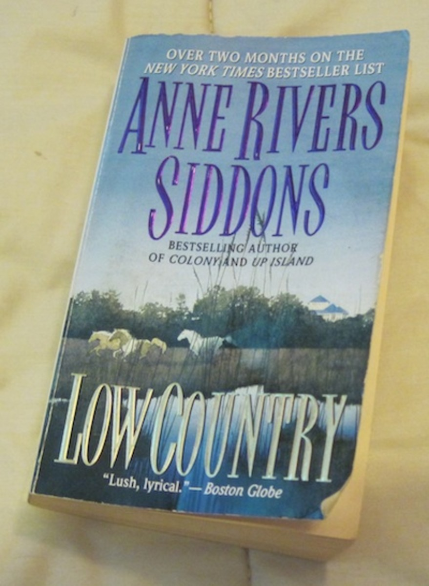 Low Country by Anne Rivers Siddons.