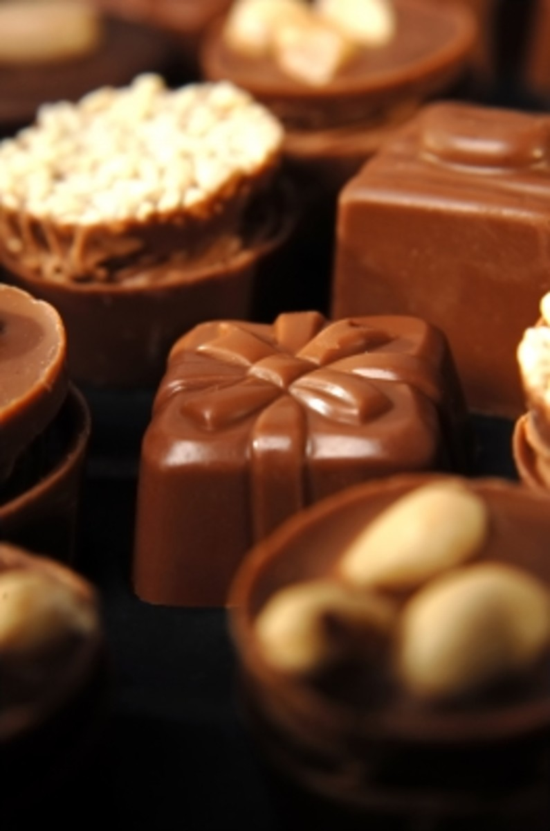 Even people with anosmia enjoy chocolate.