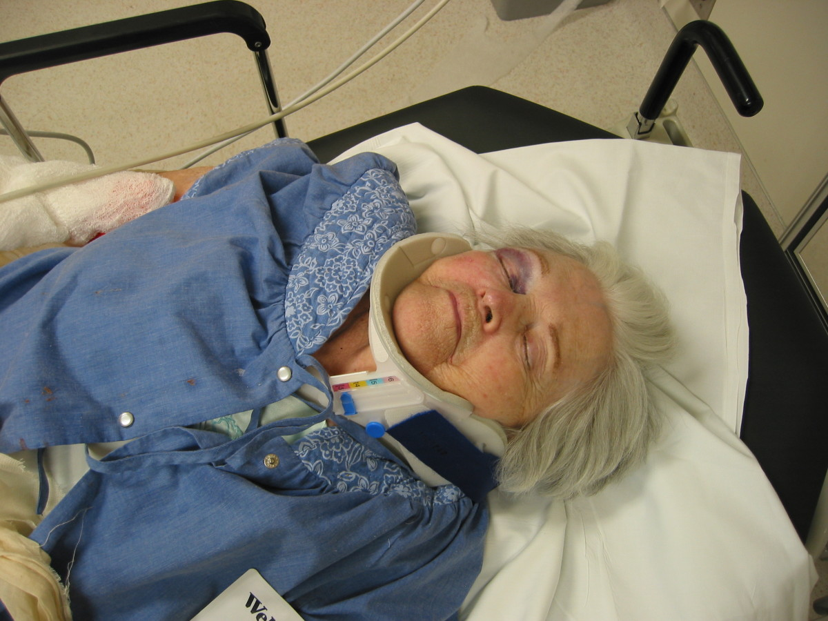 Often a crisis leads to choosing care outside the home. My mother-in-law had a series of accidents which caused her to require 24-hour nursing care.