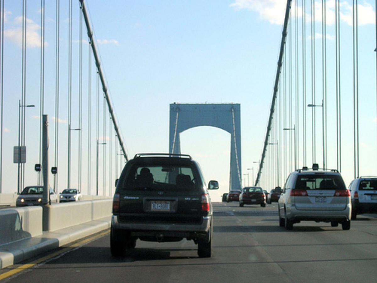Bridges make travel fear worse
