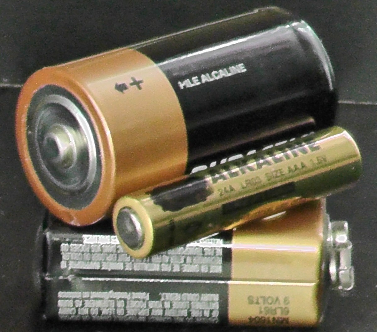 Whenever possible, use batteries instead of plugging a device into the wall socket.