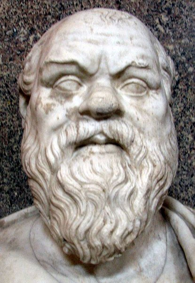 Socrates had major personality issues
