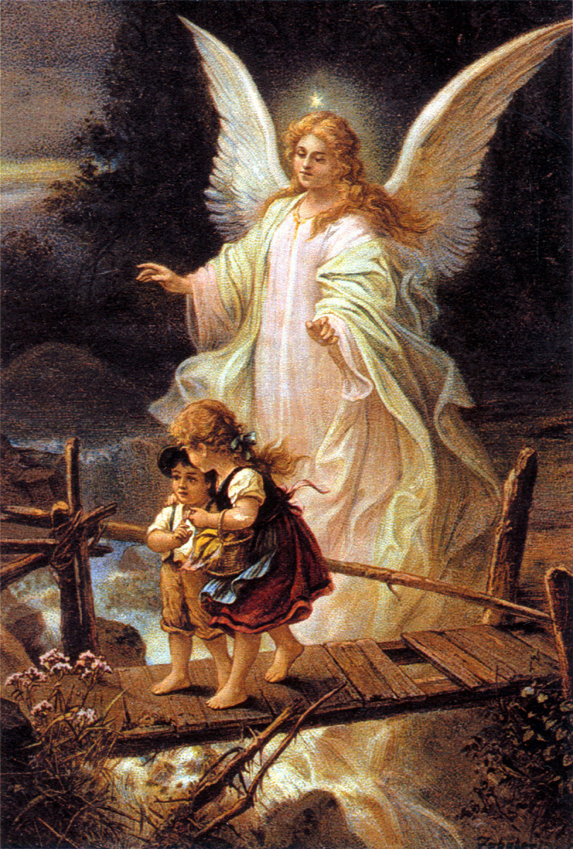 Guardian Angels Watching Over Me