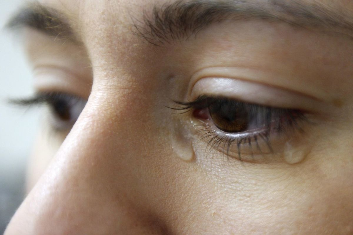 Someone with PBA may not know why they are crying.  Their emotional displays may be mistaken as depression.