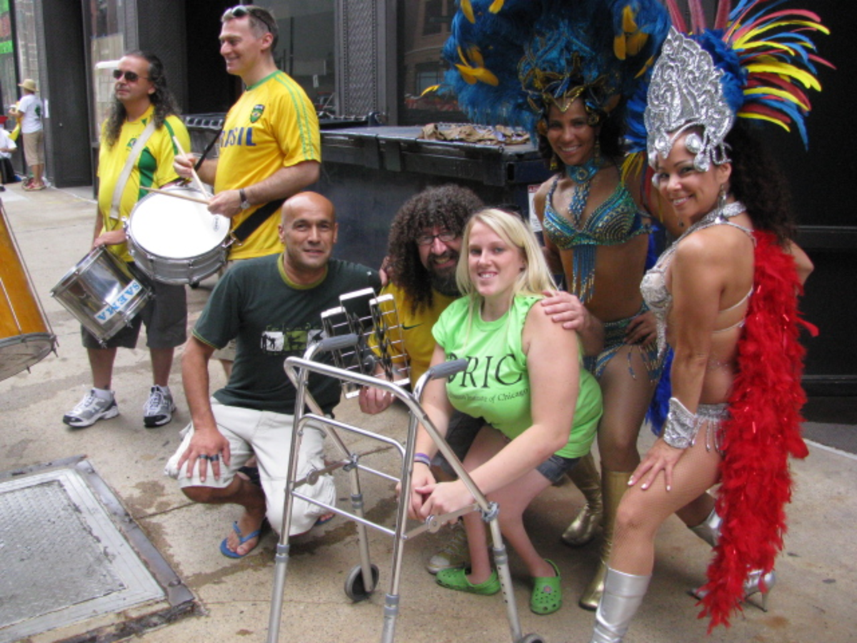 Disability Pride Parade in Chicago