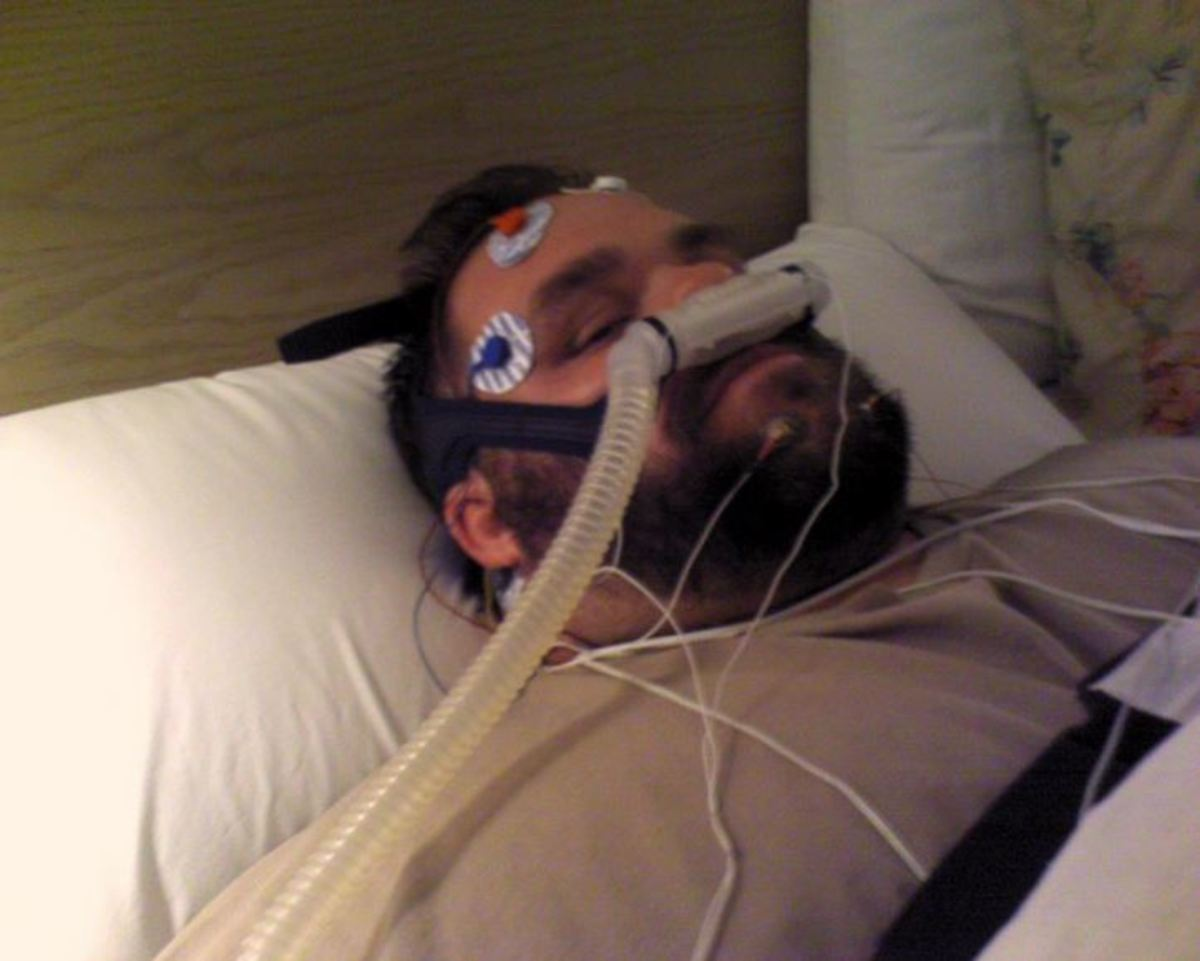 With CPAP