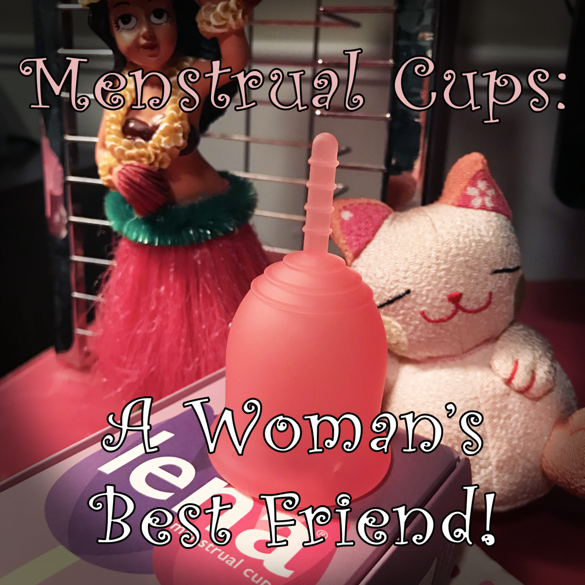 Menstrual cups make that time of the month much more bearable.