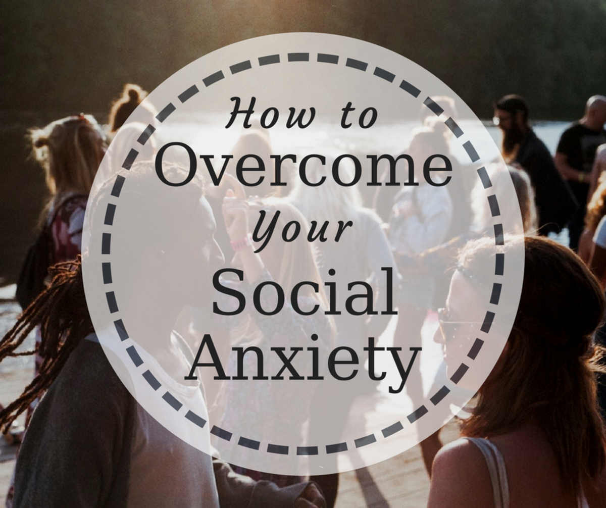 8 Steps to Overcome Your Social Anxiety