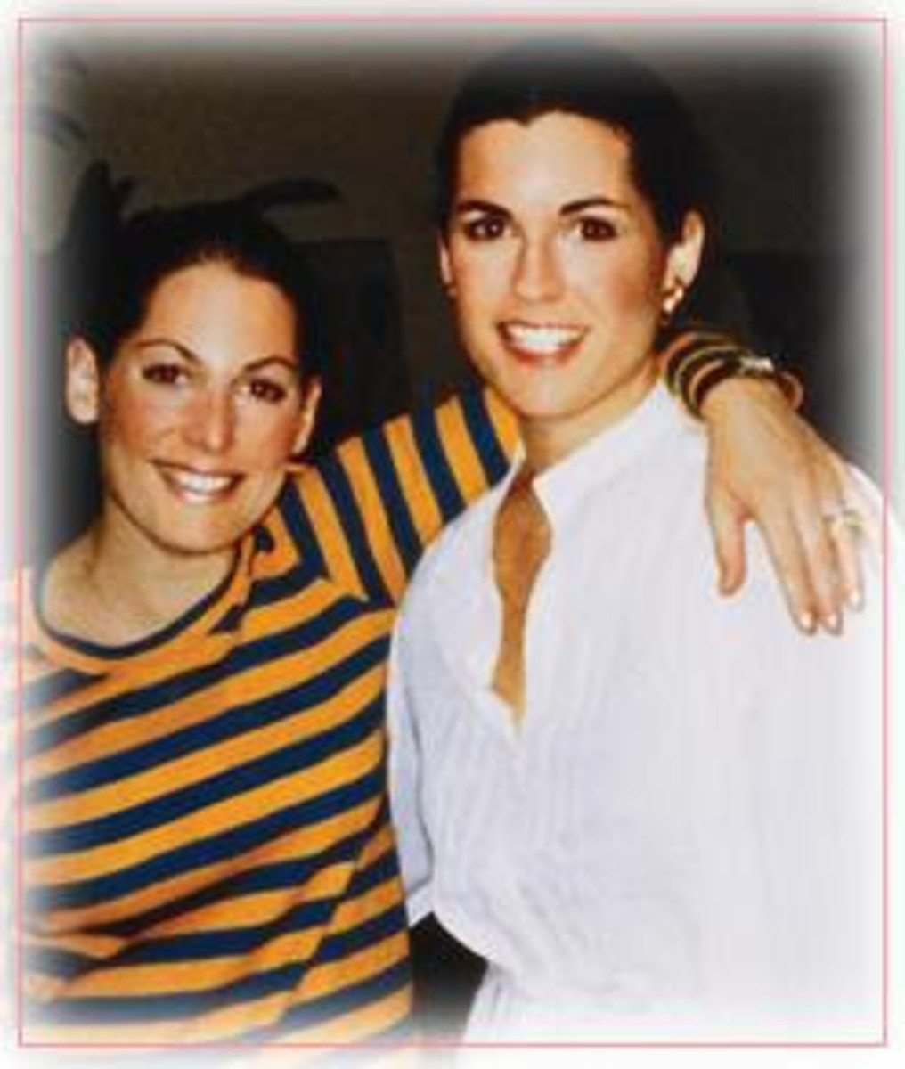 Susan G. Komen and Nancy Brinker