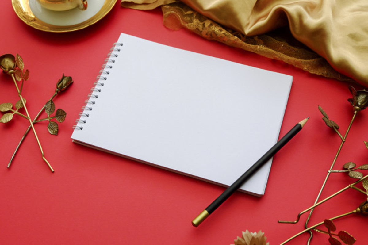 Dealing with all the symptoms of menopause and your illness can take up a lot of your mental energy. I've found that leaving notes for myself helps me stay organized and get things done.