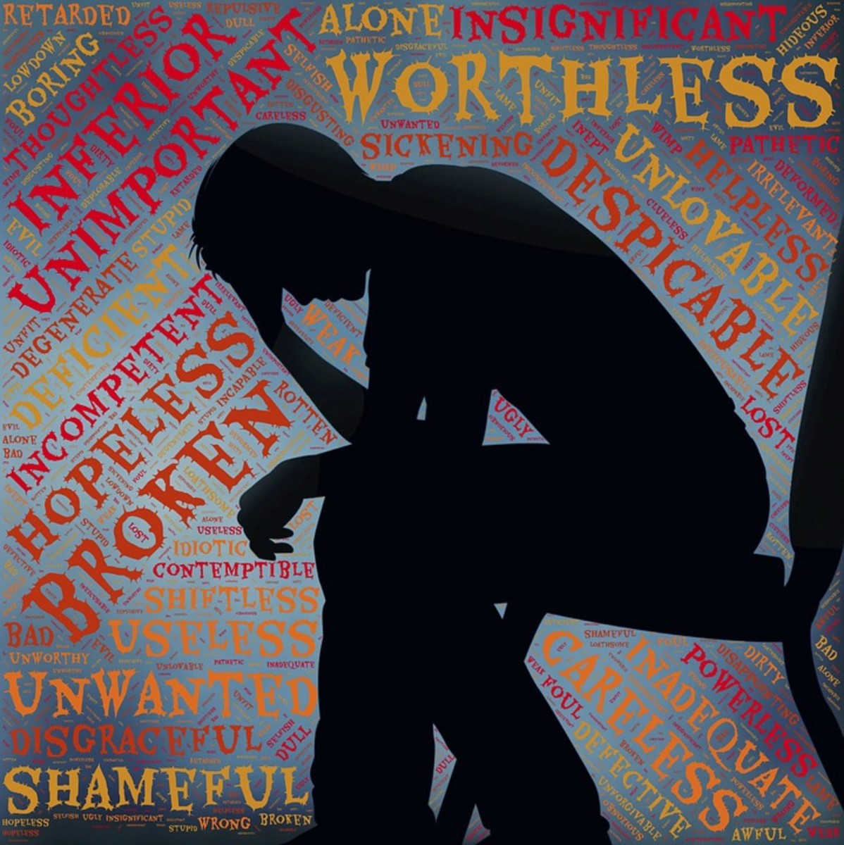 Depression isn't just sadness. Clinical depression can make you feel worthless, unmotivated, and guilty.