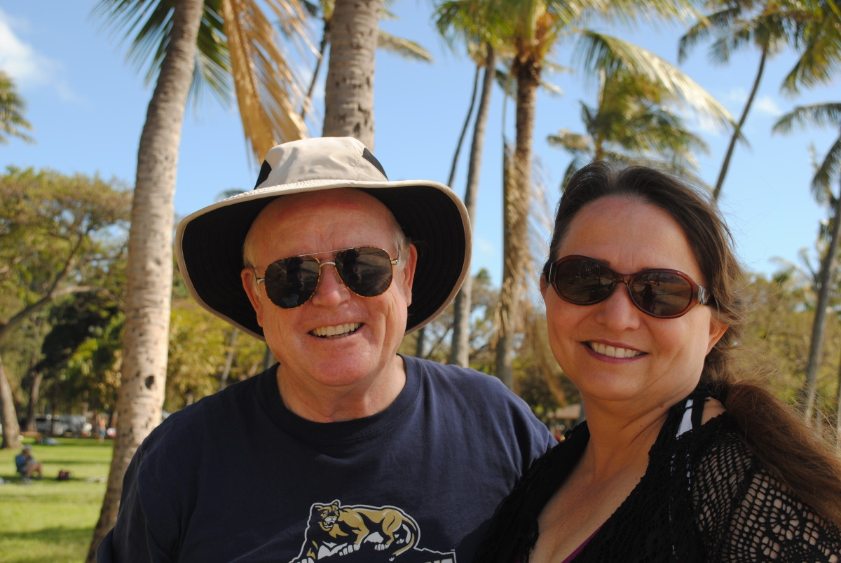 My Journey as a Caregiver After My Husband's Parkinson's Diagnosis