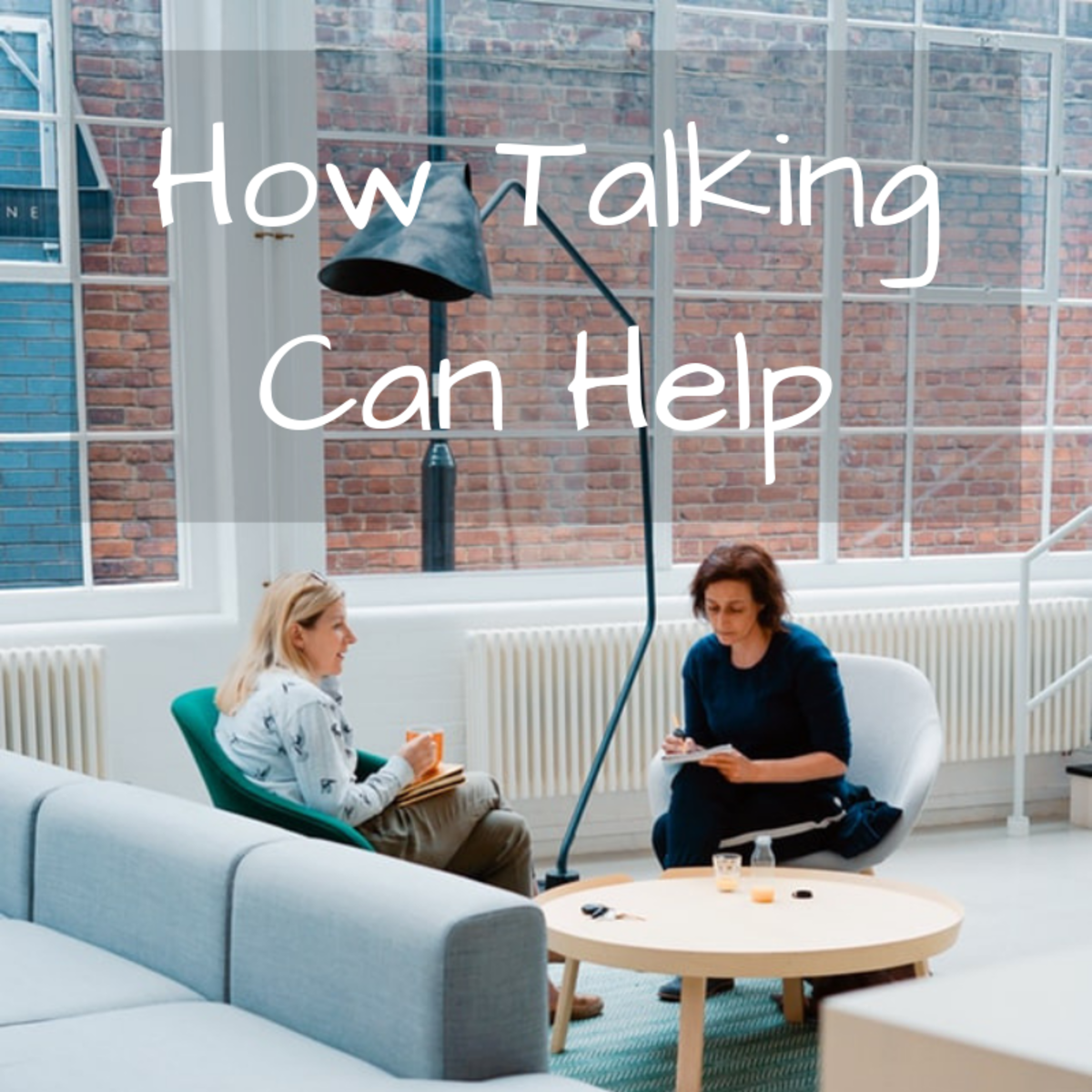 Why Therapy and Talking About Your Problems Should Be Encouraged