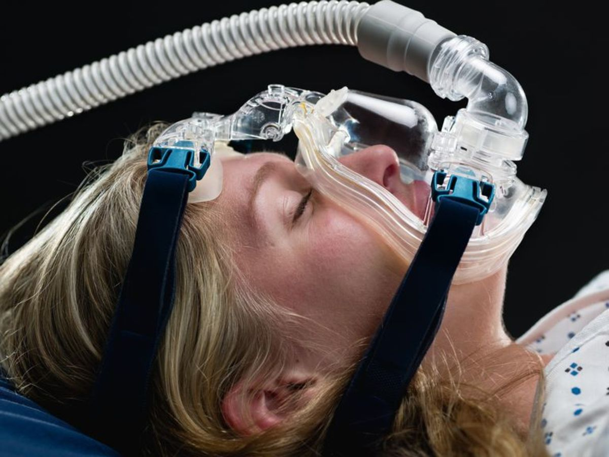 Have Sleep Apnea? How About a CPAP (Crazy, Pulsating, Annoying Paraphernalia)?