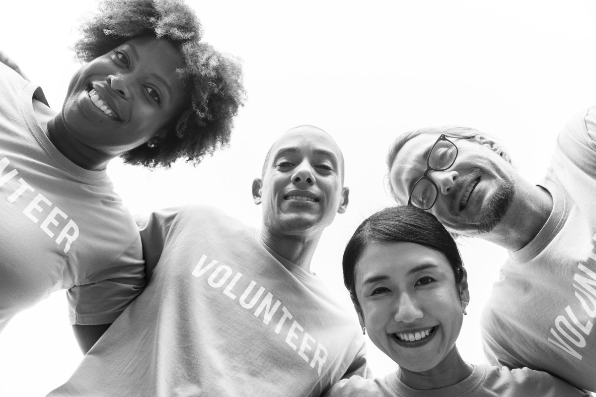 Volunteering can be a great way to meet people