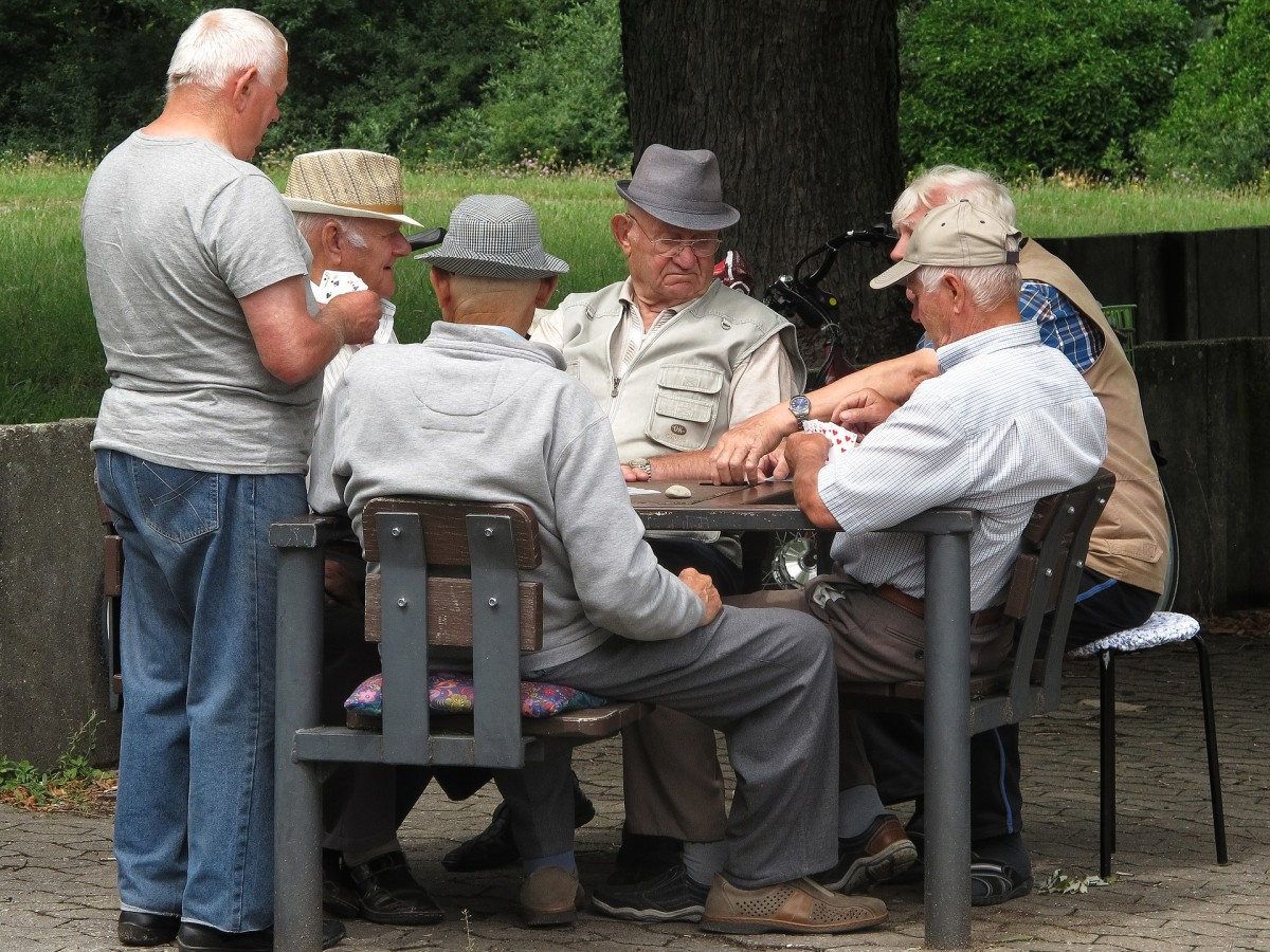Setting up a group that meets regularly is great for mental health, especially for older people who could otherwise become isolated - it doesn't have to be complicated!