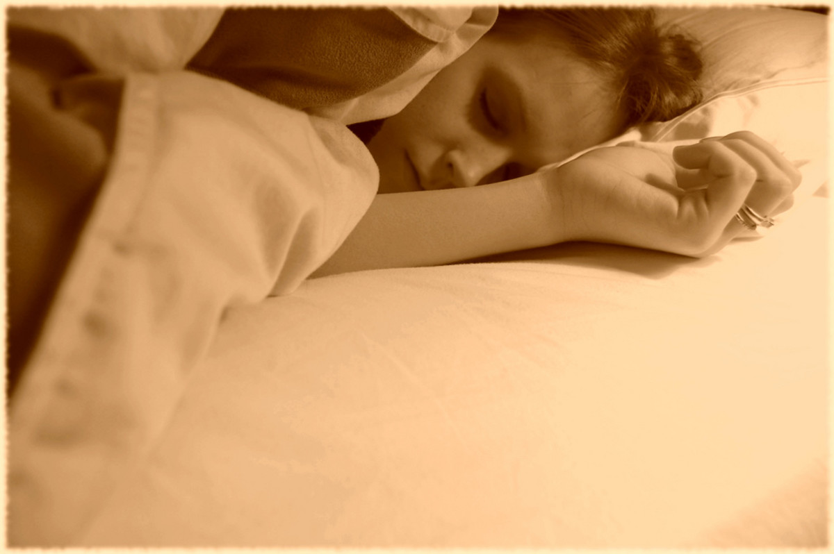 7 Things I Do to Sleep Better at Night
