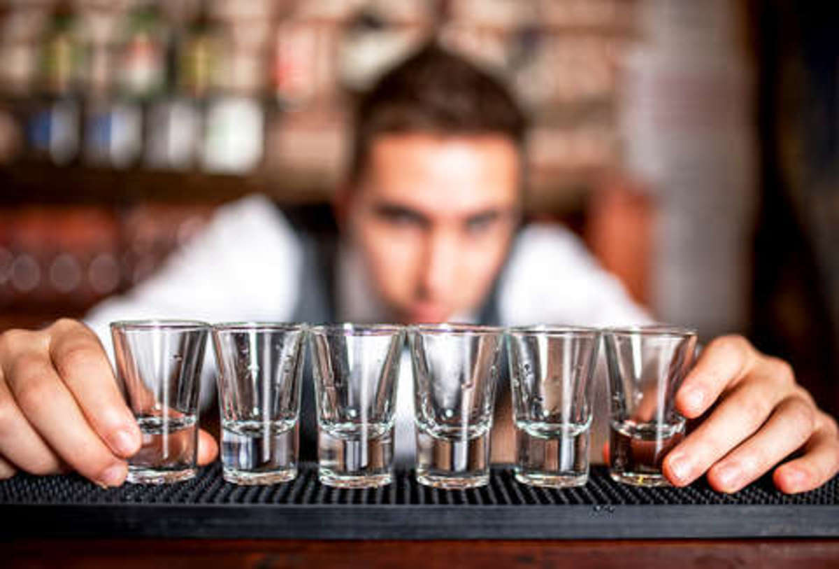 Water bars are a new trend that may help recovering alcoholics.