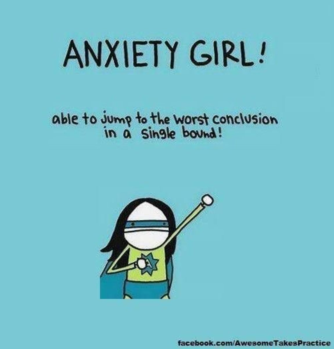 Why Does Anxiety Stop Me Doing Things That Could Help It?