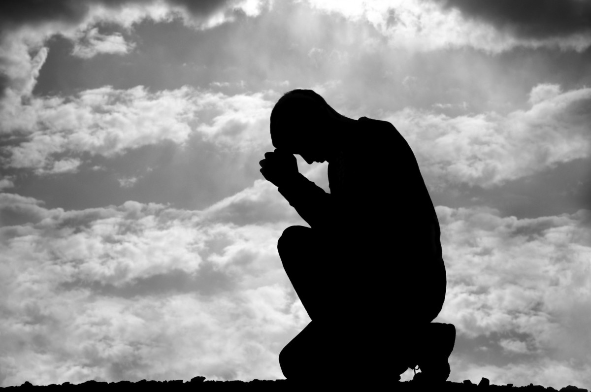 If you have a connection or relationship with any sort of a deity or higher power, praying might help you manage your anxiety.