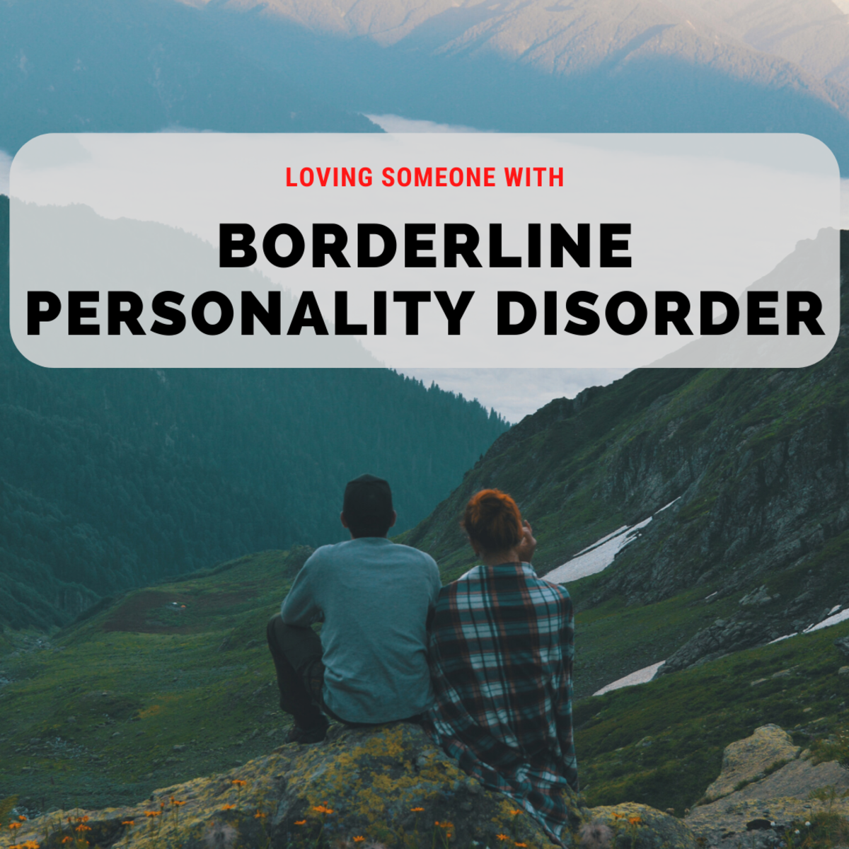 Those that struggle with borderline personality disorder often feel like they don't know where they fit in.