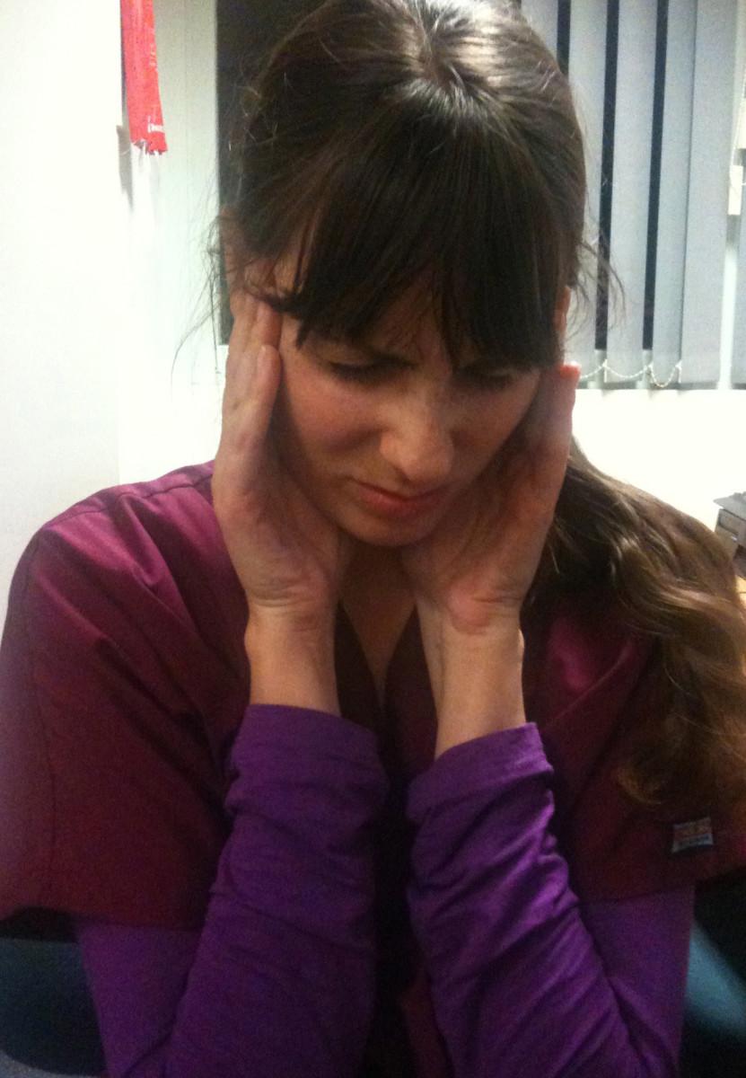Sleep Apnea can cause you to have morning headaches.