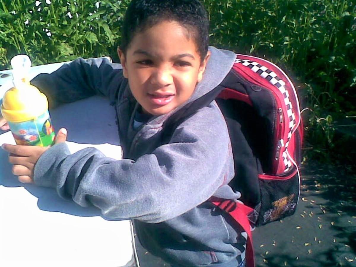 my son Jeremy