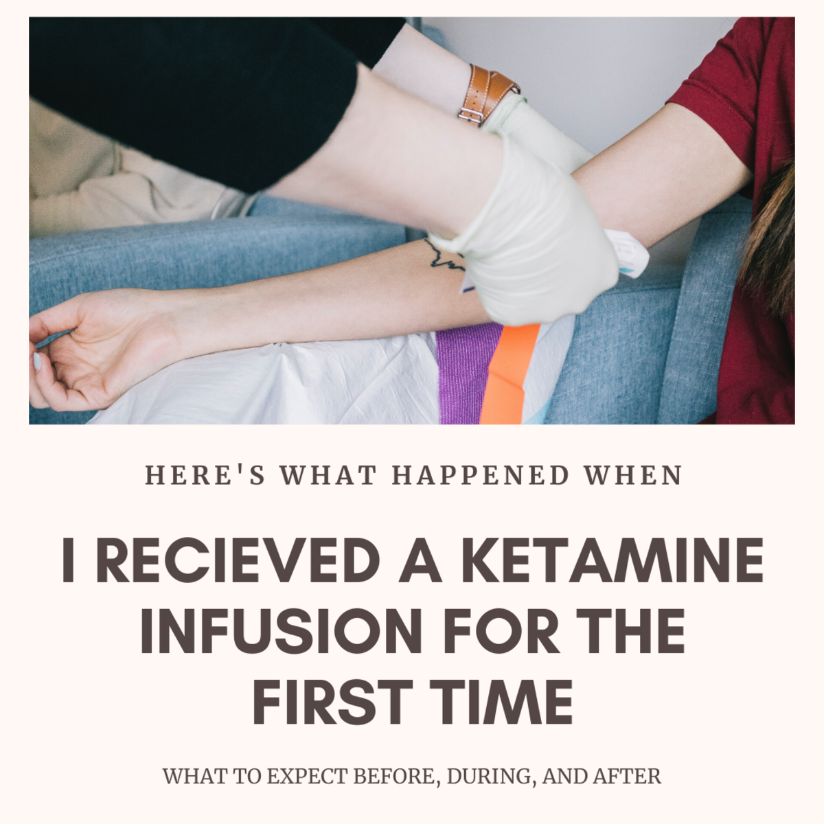 My First Time Using Ketamine Infusions for Depression