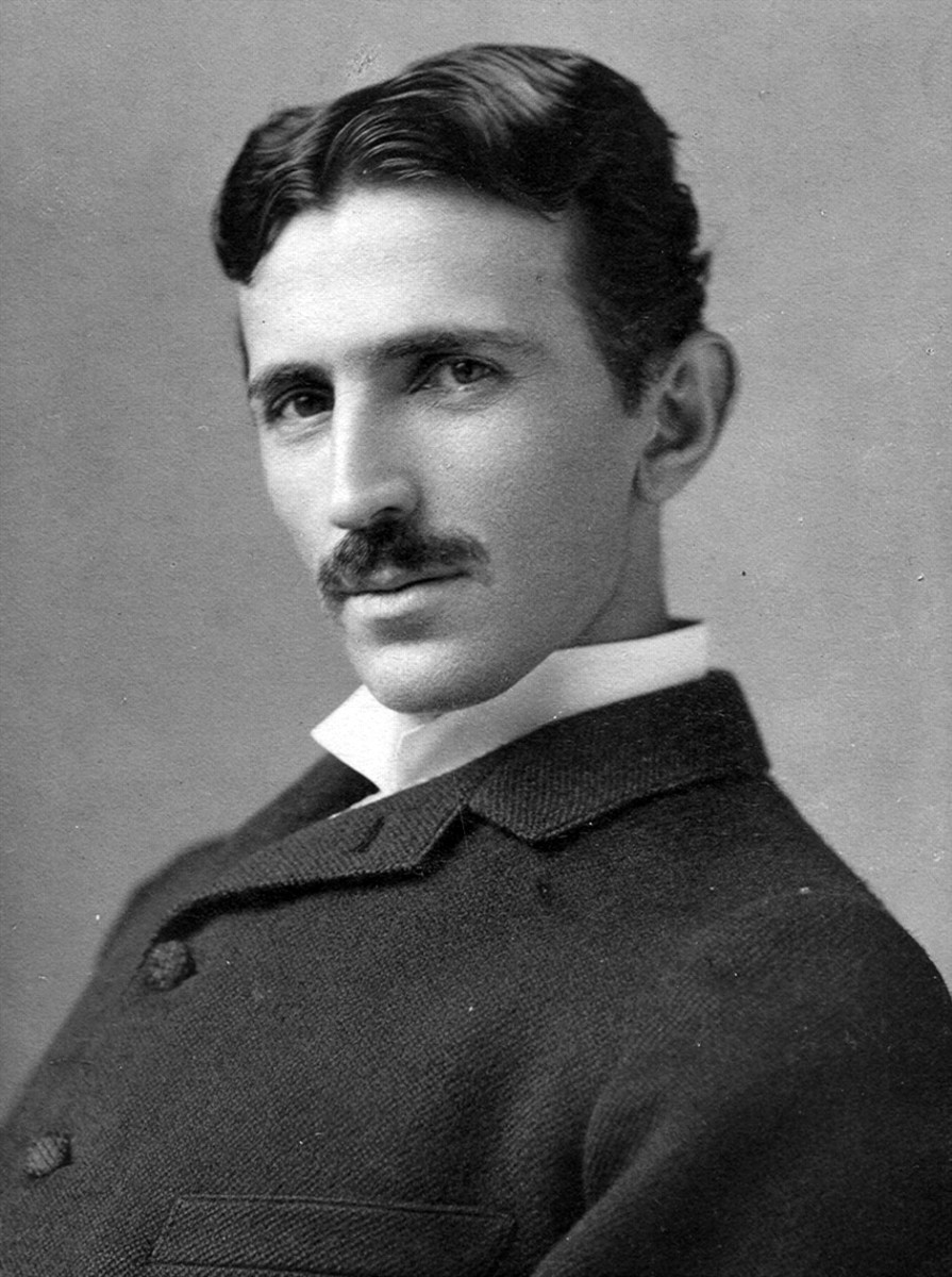 Nikola Tesla Was a Better Inventor Than Edison