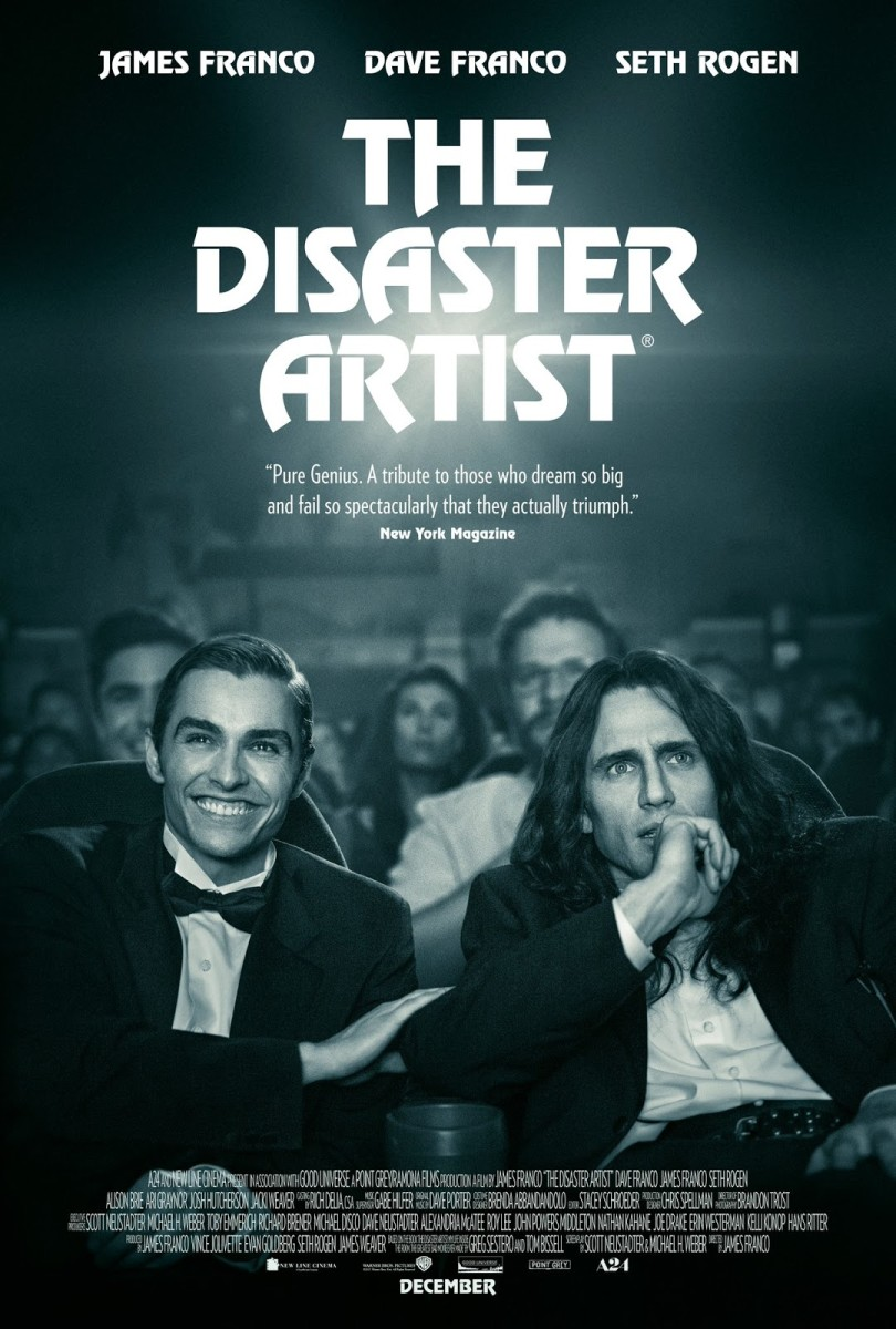 The Disaster Artist: Movie Review